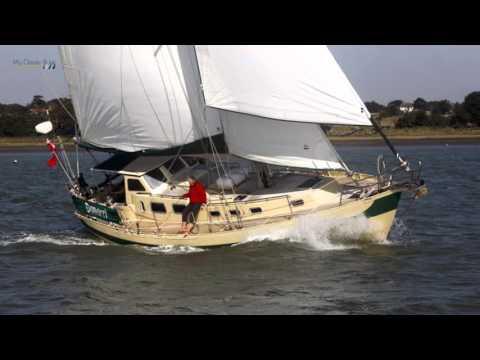 My Classic Boat  Ebbtide 39 Damarri