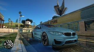 How well GTA San Andreas DirectX 2.0 runs on a 150$ Pc ?