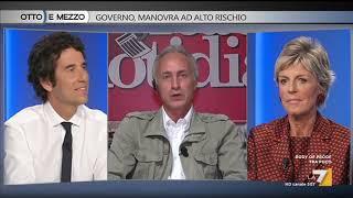 Marco Travaglio su Rocco Caslino: 'Dovrebbe imparare un po' di stile dal Presidente del Consiglio'