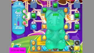 Candy Crush Soda Saga Level 580 NO BOOSTERS Hard Level