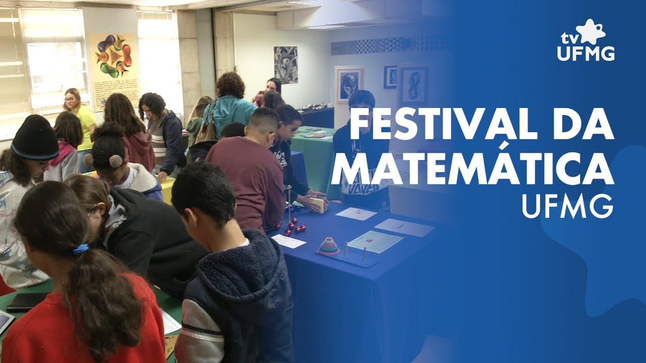 festivais de matemática na UFMG