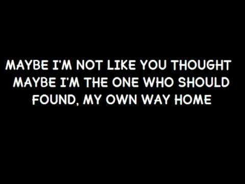 SAD SONG - BETH (lyrics)