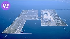 Kansai International Airport: the world's first airport built on the sea | Flights of Fancy 1