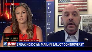 Wall to Wall: Fla. Rep. Blaise Ingoglia On Mail-In Ballot Fraud