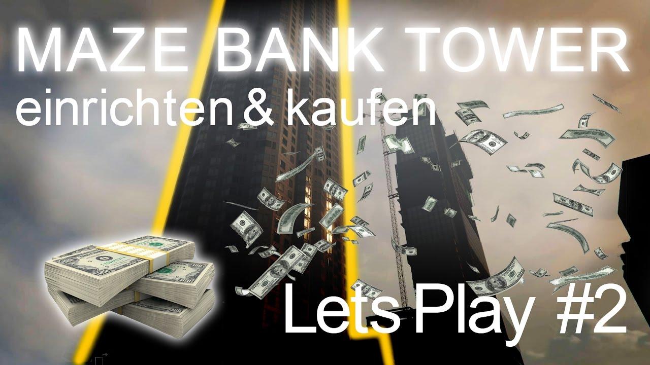 maze bank tower kaufen gta 5 online let 39 s play 2 youtube. Black Bedroom Furniture Sets. Home Design Ideas