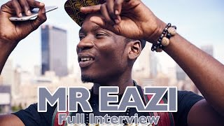 Latest Mr EAZI talks Music Industry at IROKOtv Nigerian Movies 2017[FULL]