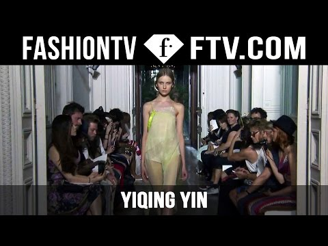 Yiqing Yin Show | Paris Haute Couture Fall/Winter 2015/16 | FashionTV