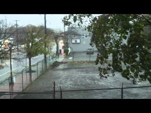Hurricane Sandy From 1359 New York Avenue In Huntington Station 10 29 12 1