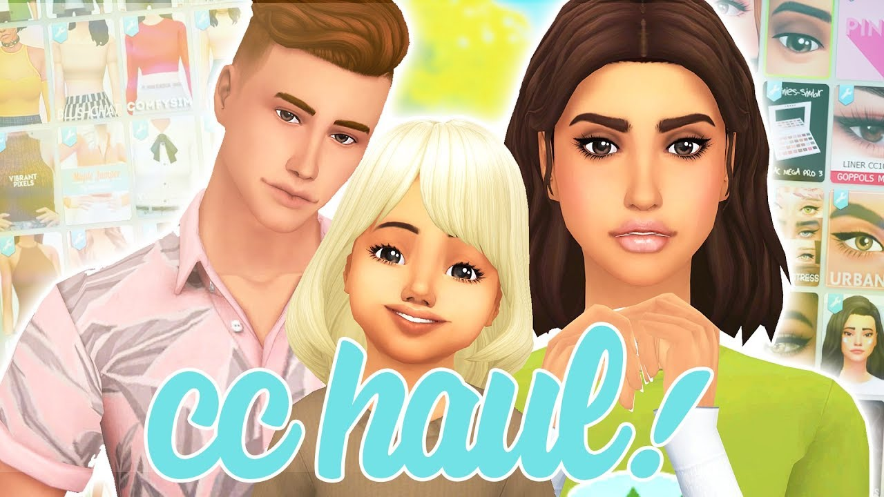 145+ MM FINDS // SIMS 4 CC HAUL