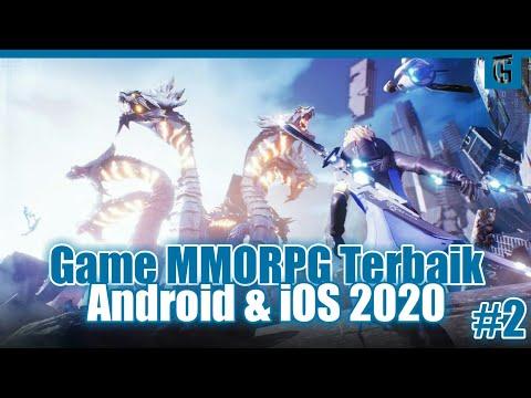 10 Game MMORPG Terbaik, Android & IOS Tahun 2020 | Best Game MMORPG #2