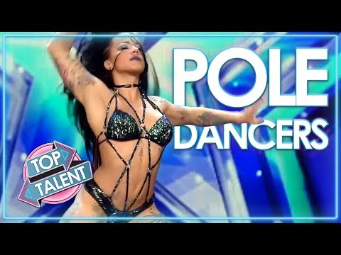 INCREDIBLE Pole Dancers On Got Talent | Top Talent