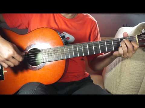 Lagu Lebaran - Minal Aidin Wal Faidzin (Fingerstyle Cover)
