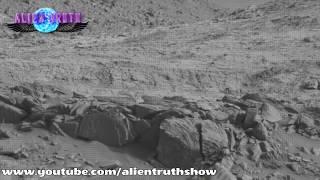 Intrigante Nueva Fotografía De Base Aérea En Marte   Alien Truth
