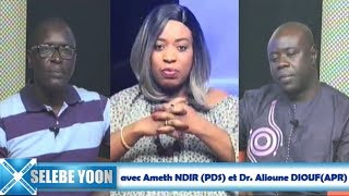 Selebe Yoon du 25 juil. 2018  avec Ameth NDIR (PDS) et Dr. Alioune DIOUF(APR)