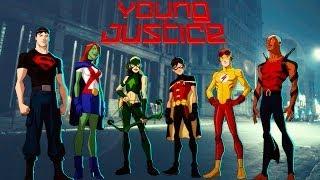 Young Justice Legacy / Justiça Jovem - gameplay Xbox 360