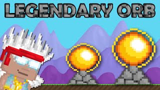 GrowTopia | Legendary Orb aldim | EFSANE
