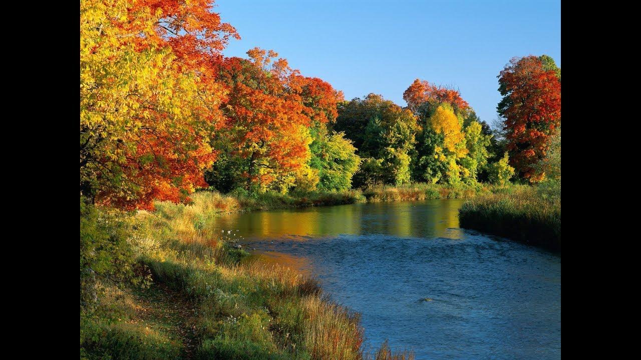 фото на робочий стол осень