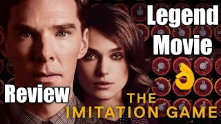 The Imitation Game Review | Netflix |  Benedict Cumberbatch