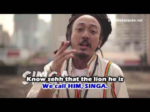 LION ROAR - Ras Muhamas #karaoke