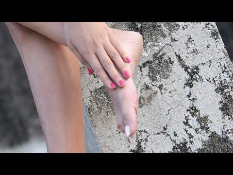 Indian Actress Pooja Tomar feet