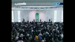 Friday Sermon 22nd October 2010 (Russian)