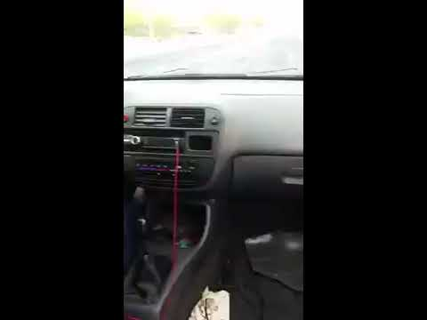 MUST SEE!! Turbo Civic Embarrasses Shit Talker SICK!!!