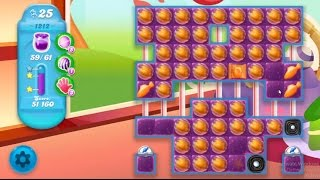 Candy Crush Soda Saga Level 1212 ★★★ Coloring Candy Fun The Highest Score