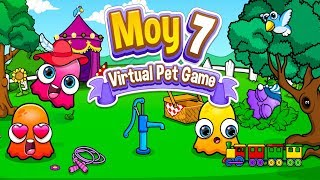 Moy 7 The Virtual Pet Game - Gameplay Video