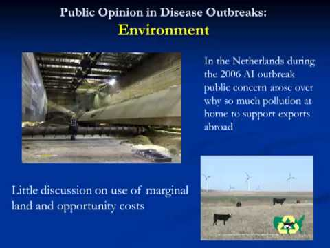 Dr. Sebastian E. Heath - Foot-and-Mouth Disease, Animal Agriculture and Public Opinion