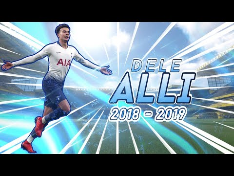 Dele Alli • Magic Skills, Dribbling & Goals
