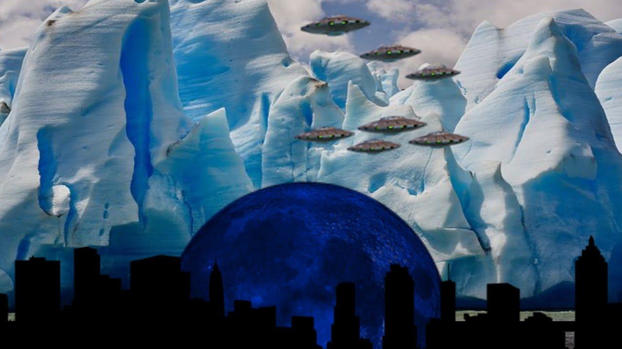 ดาวเทียมนาซ่าพบวัตถุขนาดใหญ่ซ่อนอยู่ใต้น้ำแข็งทวีปแอนตาร์กติกา