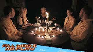 All Work No Play: Ghost Hunting with Laura Bailey | S2E2