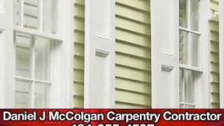 Daniel J Mccolgan Carpentry Contractor - Collegeville, Pa