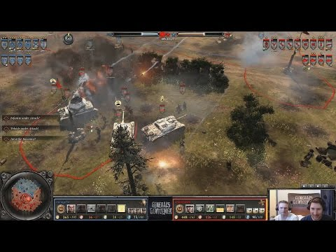 [Epic Coh2 Game] Miragefla(USF) vs Quicksilver(Wehrmacht)