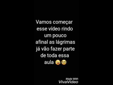 Despedida Ensino Médio 3b Colégio José Américo 2016 Youtube