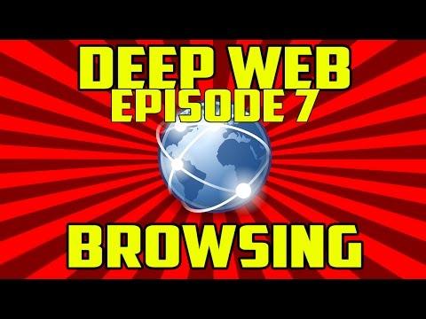 ALIEN DRUG DEALER!?! - Deep Web Exploration (Episode 7)
