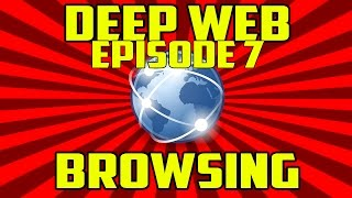 ALIEN DRUG DEALER!?! - Deep Web Exploration (Episode 7)