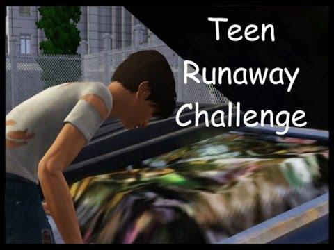 Teen Runaway Challenge (Male Version) Part 5