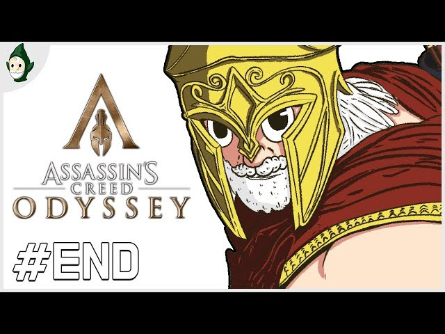 END | ??? ???? ????! ??? ???: ???? (Assassins Creed Odyssey)