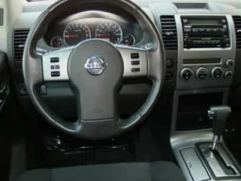2006 Nissan Pathfinder Youtube