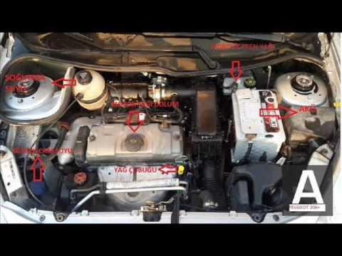 peugeot 206 araÇ motor eĞİtİm vİdeosu - youtube