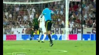 Real Madrid vs Barcelona FC 2-2 Super Cup 14.08.2011 All Goals Highlights