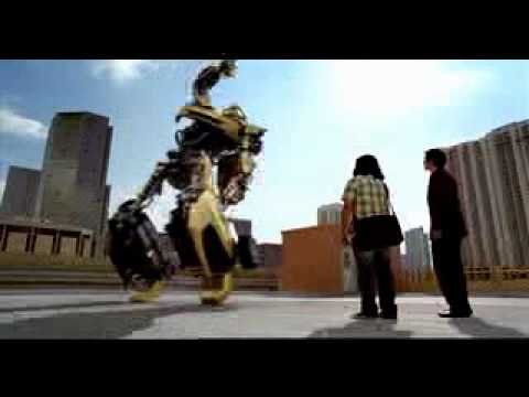 Chevrolet Robot - Citroen parody (super cool)