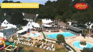 Camping Yelloh! Village Port de Plaisance in Bénodet - Concarneau - Camping Brittany - Finistère