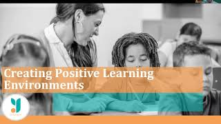 Creating a Positive Learning Environment with Y4Y