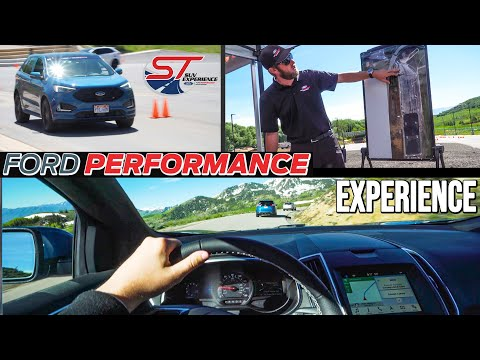 HERE'S WHY YOU SHOULD BUY A FORD PERFORMANCE VEHICLE! | The ST SUV EXPERIENCE