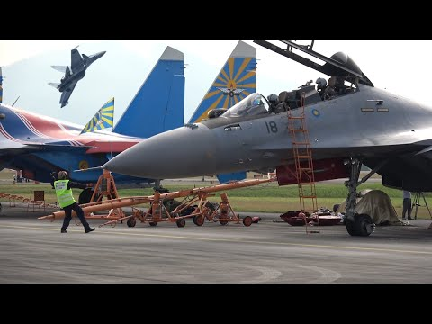 SU-30 MKM DISPLAY,