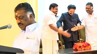 Governor's Fun moment with EPS and OPS | OPS swearing in ceremony| RN 20