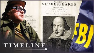 Stealing Shakespeare (Crime Documentary) | Timeline
