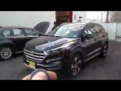 2017 Hyundai Tucsan Remote Start Youtube
